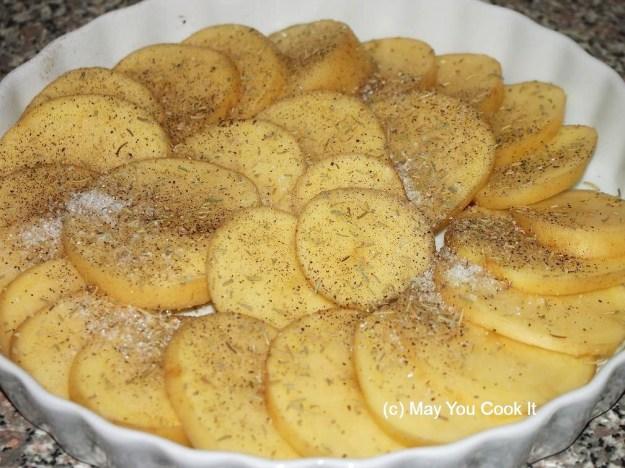May You Cookt It |Potato Gratin